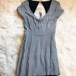 Abercrombie & Fitch Gingham Dress